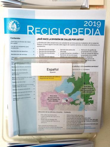 Reciclopedias 2019 ahora disponibles