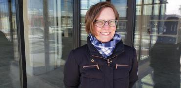 Brenda Stanley,  Public Works Development Manager, Streets Design Section