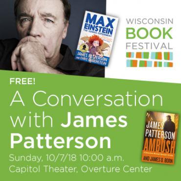 James Patterson Event