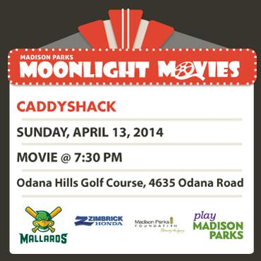 Now Showing Caddyshack