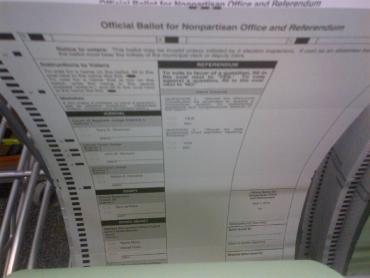 Sample Ballots Now Available | City of Madison, City of Madison ...