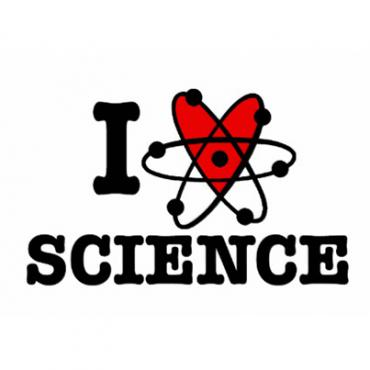 I Love Science graphic