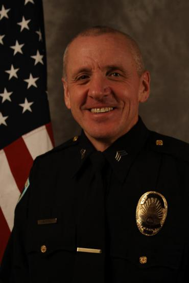 Sgt. Mike Koval photo