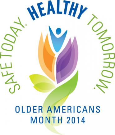 May is Older Americans Month