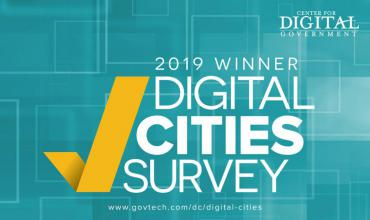 City of Madison Named a 2019 Digital Cities Winner by the Center for Digital Government