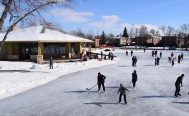 tenney ice rink
