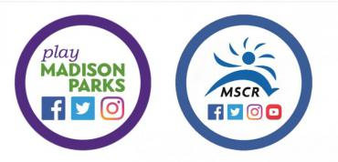 mscr and madison parks logos