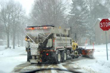 Snow emergency declared. Alternate side parking citywide tonight.