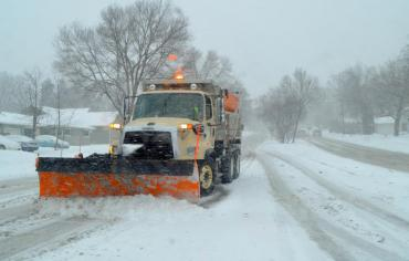 Plowing operations to begin at 2:00pm December 12, 2020. Will take 12 to 16 hours to complete.