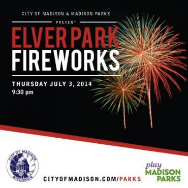 Elver Park Fireworks