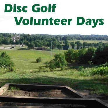 disc volunteer days