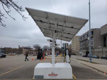Electric Charging Platform