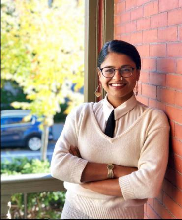 Kristy Kumar