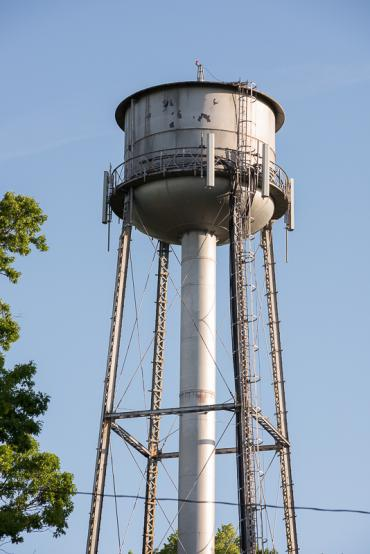 Lake View Water Tower