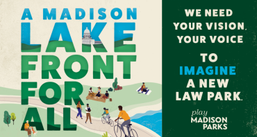 A madison lakefront for all, law park