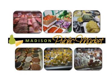 The Madison Public Market Logo