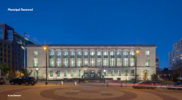 Madison Municipal Building Restoration