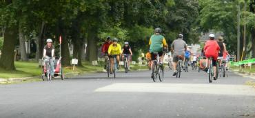 neighborhood Ride the Drive