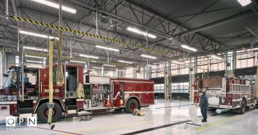 Madison Fire Station 14 Bay