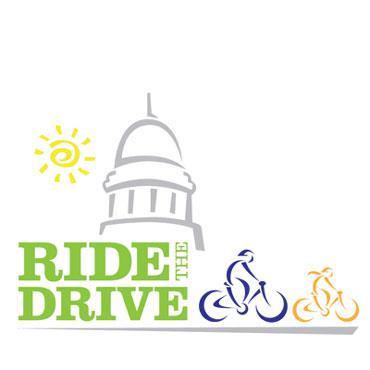 Ride the Drive logo