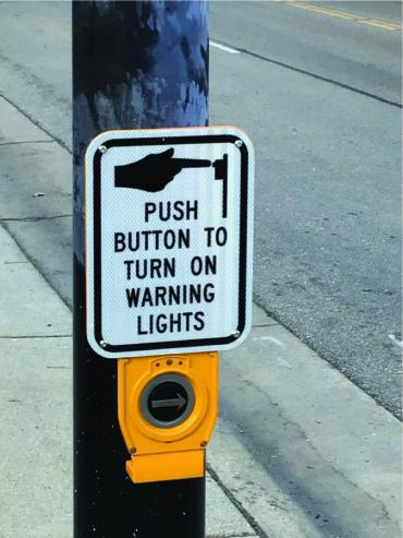 Image of Accessible Pedestrian Signal