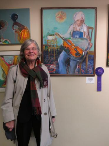 Jennie Stein is 2014 Artful Affair Winner