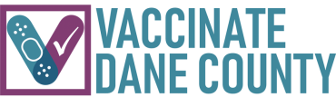 Logo for Vaccinate Dane County