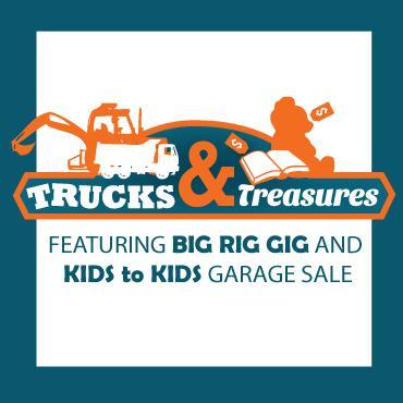 Trucks and Treasures logo