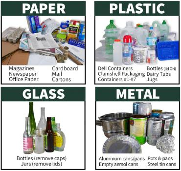 For more detail on what you can recycling in your cart, go to www.cityofmadison.com/recycling