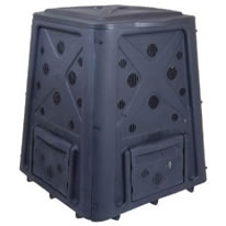 Picture of the compost bin available by Rain Reserve